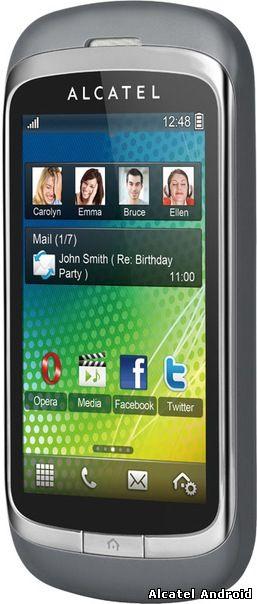 Портирование Android на Alcatel OT-818